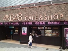 Moe info here http://www.25cafes.com/2012/06/27/akb48-cafe-shop-in-akihabara-tokyo-japan/ AKB48 cafe in Akihabara Tokyo, Japan @25 Cafes