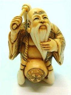 antique netsuke - Google Search