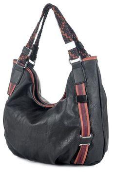 LSP00207BK Deyce 'Bella' Quality PU Close-Out High Quality Women/Girl Fashion Designer Work School Office Lady Student Handbag Shoulder Bag Purse Totes Satchel Clutches Hobos
