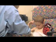 A Day in the Life of a Paediatric Oncology Patient - Luca's Story (short) - YouTube