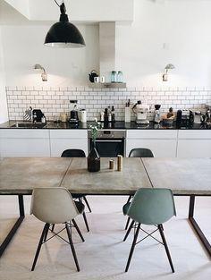 16Juin - ajatonta betonimuotoilua - betonitasot & betonipöydät