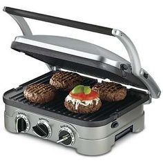 #Cuisinart CGR-4NC #GriddlerGrill @onlinetoolstore #ChristmasGiftsforHim
