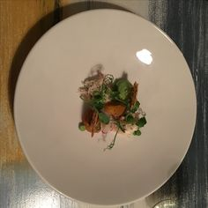 Beautiful dish at the elephant in Dorset