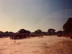 202 Battalion, SWATF on parade. I think it was the demobilisation parade and their last one. Boat Design, South Africa, Sad, African, Military, Photos, Outdoor, Outdoors, Pictures