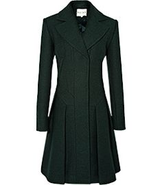 For timeless pieces worthy of a princess (especially investment coats and dresses), check out Reiss.com/us