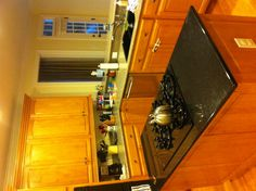 """Black cooktop and sink - going stainless with single bowl sink and from a 30"""" to 36"""" cooktop"""