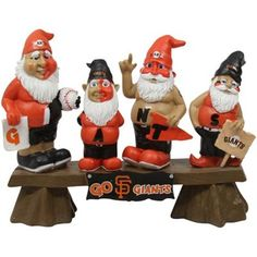 Giants gnomes! NEED <3