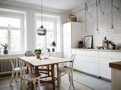 White tonet chair