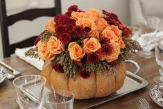 thanksgiving table decorations ideas | DIY Thanksgiving table decoration ideas – 25 easy to make ...