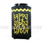 Kappa Alpha Theta Wave Koozie #kappalphatheta
