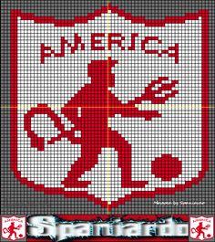 - Escudos Liga Colombiana En Cuadriculas PS2