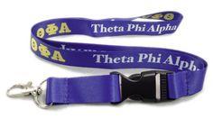 Theta Phi Alpha Lanyard from GreekGear.com