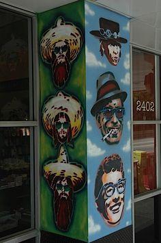 ZZ Top~Buddy Holly~Stevie Ray Vaughn~Ray Charles