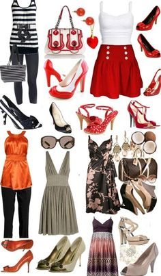Cute clothes & accessories