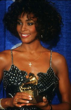 Whitney Houston – a life in pictures | Music | The Guardian