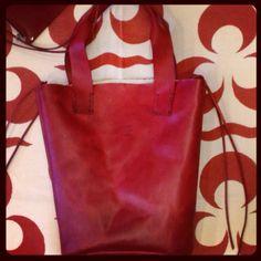 100% hand made Spring Finn bucket bag
