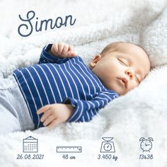 A nice personalized PICTO Birth Announcement with your photos and our modern and trendy icons. Very modern rendering Romantic Home Decor, Quirky Home Decor, Gothic Home Decor, Affordable Home Decor, Vintage Home Decor, Home Decor Kitchen, Cheap Office Decor, Cheap Wall Decor, Baby Cribs For Twins