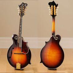 2015 Gibson F5L Fern Mandolin
