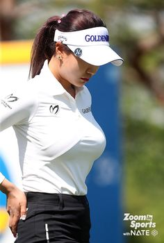 Big Boobs: Top 50 Girls With Huge Boobs Wallpapers Girls Golf, Ladies Golf, Hyun Soo, Sexy Golf, Pin Up, Tennis Players Female, Golf Wear, Golf Fashion, Golf Outfit