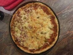 Pizza tészta rozsliszttel   APRÓSÉF Pizza, Cheese, Food, Essen, Meals, Yemek, Eten