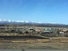 Sayany mountains, Siberia, Russia