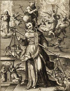 Resultado de imagen para Hieronymus Wierix (1553 - 1619)