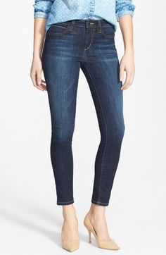 Joes Women's Ankle Skinny Jeans Rikki   Pants, Clothing and Workwear
