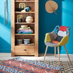 Petit fauteuil Patchwork ! http://www.interieuretobjets.fr/fauteuils/250-fauteuil-patchwork.html