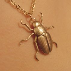 BEETLE PENDANT #3Dprinting #3Dprint [more pics on Cults website]