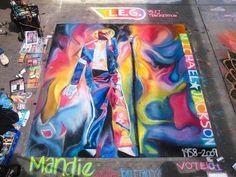 2012 Denver Chalk Art Festival #DenverHeartsTheArts