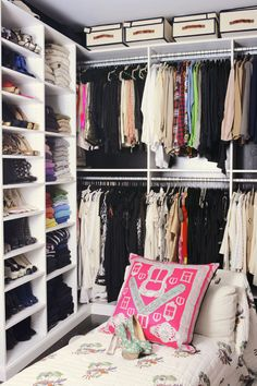 Idéias de Closets