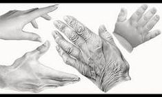 How To Draw Open Cupped Hands - Yahoo Video Search Results Fairy Drawings, Realistic Drawings, Cool Drawings, Pencil Drawings, Realistic Eye, Drawing Tutorials For Beginners, Pencil Drawing Tutorials, Art Tutorials, Drawing Tips