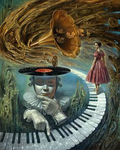 :: Sounding Silence :: Art by Michael CHEVAL!