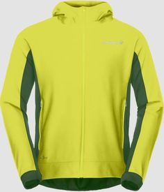 Nike Yellow Storm Fly Activewear Outerwear Size 12 (L)