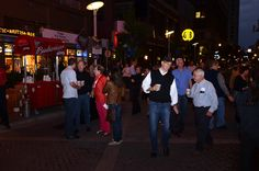 Louisville closes 4th Street for our Industry Party