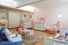 quarto de bebê Morar Mais Brasília