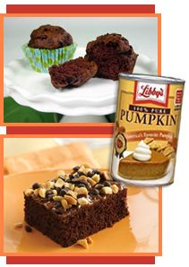 Why Hungry Girl bakes with canned pumpkin – YUM! PIN and preheat the oven!
