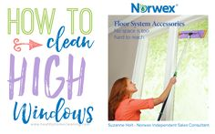 How To Clean High Wi