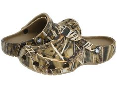 Crocs Beach Realtree Max 4 HD Camo Mens 16 Women's 18 New 2X Hunting | eBay