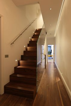 Staircase and hall lighting by John Cullen Lighting