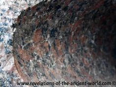 Did the Ancient builders possess lost ancient high technology? Image Credit