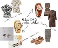 Styling a JORD wooden watch Brighton Uk, Uk Lifestyle, Scrapbook Blog, Wooden Watch, Floral Tops, Personal Style, Watches, My Favorite Things, Jewelry