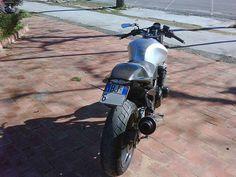 Audrey Kawasaki, Honda Shadow, Cb 500 Cafe Racer, Ducati, Chopper, Les Gold, Kawasaki Motorcycles, Sportbikes, Custom Baggers