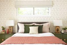 A Shiny Happy Bedroom Makeover