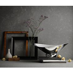 Endless love: Contemporary designs to last a lifetime. Georg Jensen Masterpieces Koppel wave bowl. #johnlewis #home Registering your list is free and easy - simply call or visit your local shop, or go online: www.johnlewisgiftlist.com
