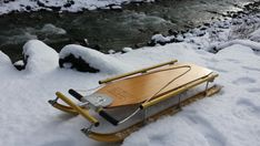 Metal Runner Snow Sleds, premium quality & hand-crafted in the USA.