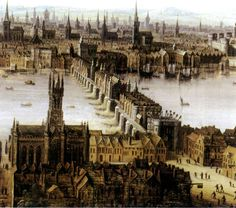In 1284 the Bridge House Estates were formed to look after the bridge, and they have cared for London Bridge ever since.