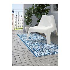 SOMMAR 2016 Szőnyeg, síkszövött IKEA A szőnyeg vízálló és könnyen ápolható, így kültéri használatra ideális.