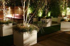 Pergola Attached To House Roof Diy Pergola, Retractable Pergola, Pergola Plans, Pergola Ideas, Outdoor Planters, Planter Pots, Roof Terrace Design, Pergola Attached To House, Terrace Garden