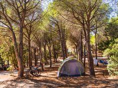 Sardinia Camping Cala Gonone - Bungalow Piazzole Camper Service
